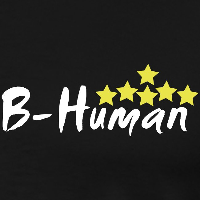 B-Human Six Star Yellow 2