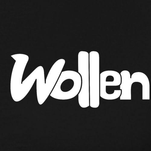 Wollen Blanc edition - T-shirt Premium Homme