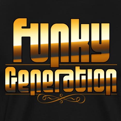 Funky Génération - T-shirt Premium Homme
