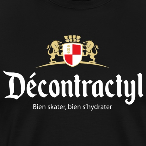 skateboard decontractyl