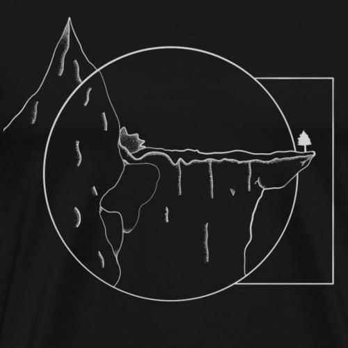 Kliff - Männer Premium T-Shirt