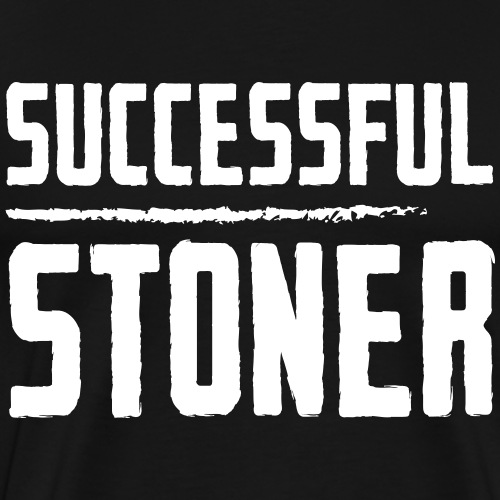 Successful Stoner - Männer Premium T-Shirt