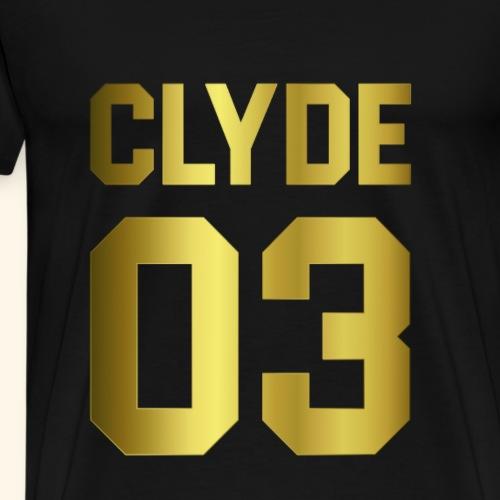 Limited GOLD EDITION - Männer Premium T-Shirt