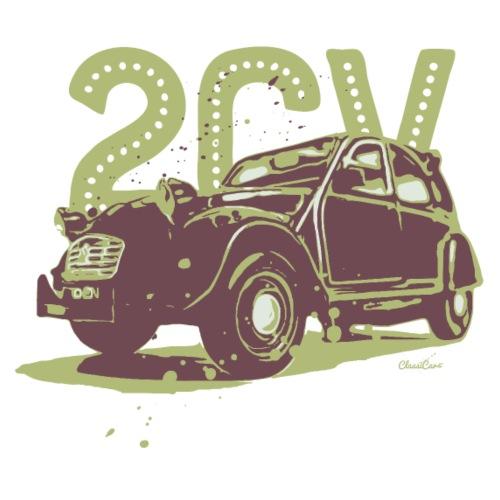 2CV - Männer Premium T-Shirt