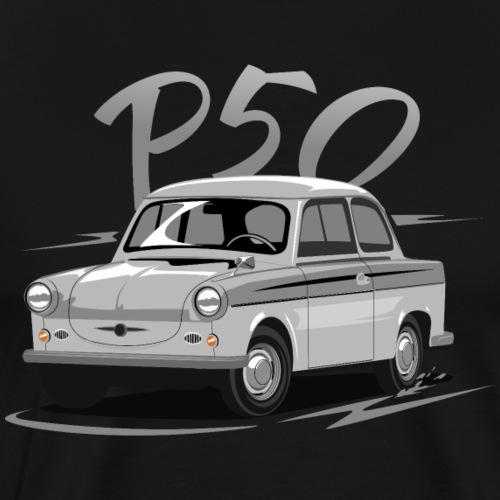 Trabant P50 - Männer Premium T-Shirt