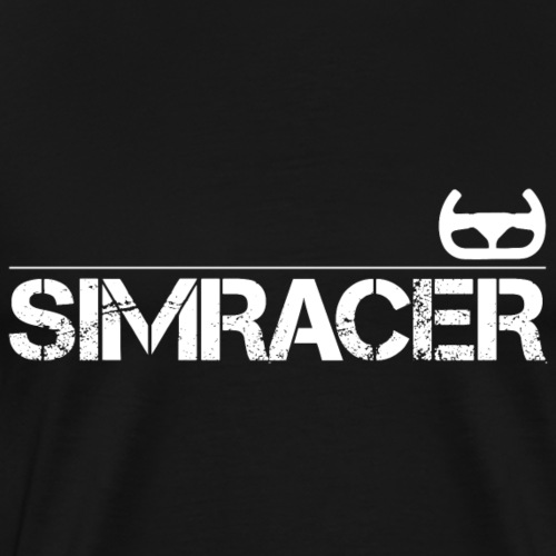 Simracer - Männer Premium T-Shirt