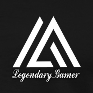 Legendary_Gamer Logo - Men's Premium T-Shirt
