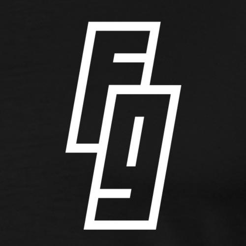FamilyGaming Logo - Männer Premium T-Shirt