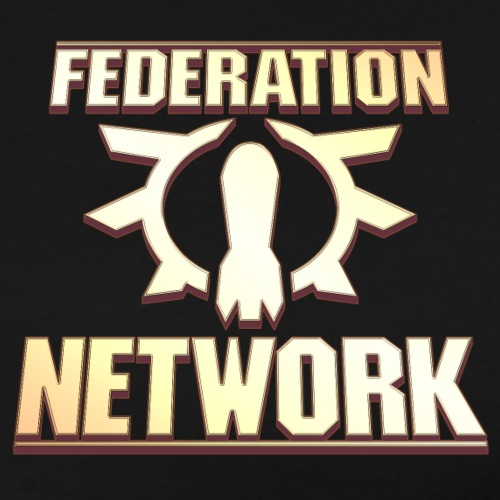 Federation Network - T-shirt Premium Homme
