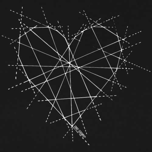 JOIN HEART (WEISS) - Männer Premium T-Shirt