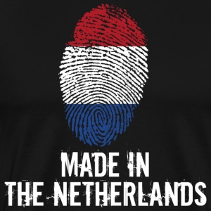 Made In Pays-Bas / Pays-Bas Nederland - T-shirt Premium Homme