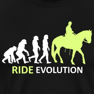 ++ ++ Tour Evolution - T-shirt Premium Homme