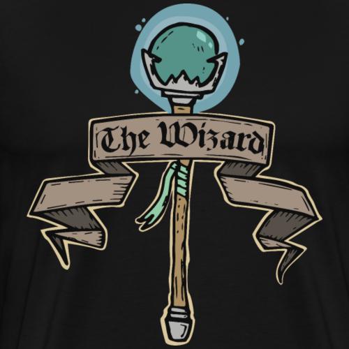 The Wizard - Men's Premium T-Shirt