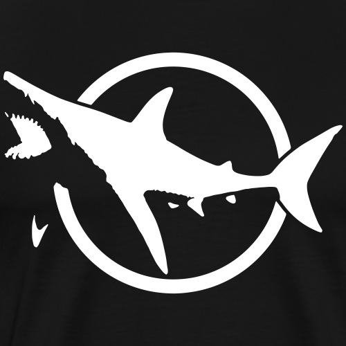 SHARK - T-shirt Premium Homme