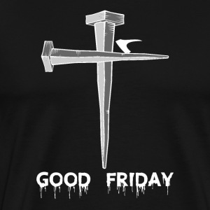 Friday - Jesus - Männer Premium T-Shirt