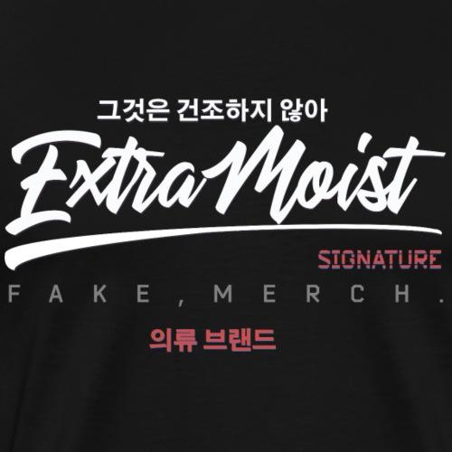 ExtraMoist Signature Blend - Männer Premium T-Shirt