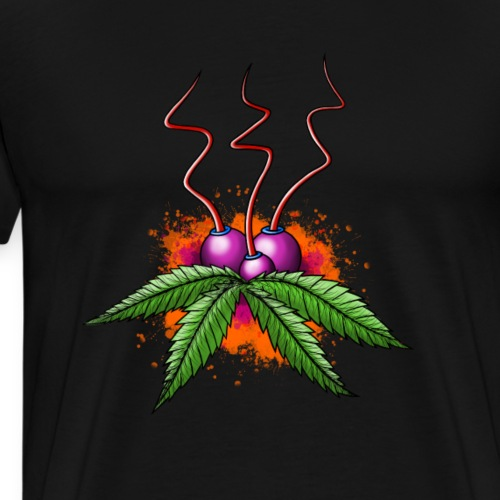 Weedfruit #1 - Maglietta Premium da uomo