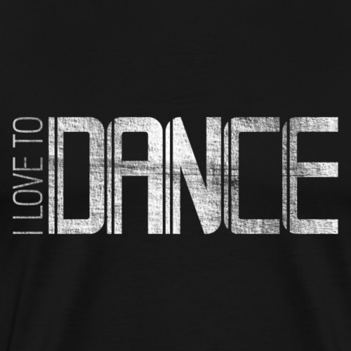 Love to Dance Cap - Männer Premium T-Shirt