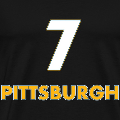 Pittsburgh - Männer Premium T-Shirt