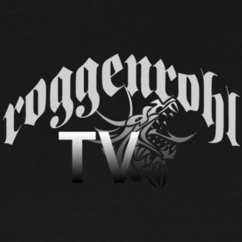 Roggenrohl-TV Logo - Männer Premium T-Shirt