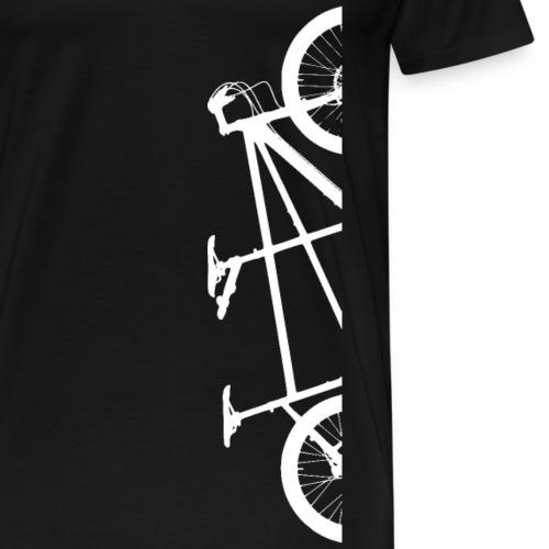halbes Tandem - Männer Premium T-Shirt