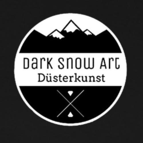 Dark Snow Art - Männer Premium T-Shirt