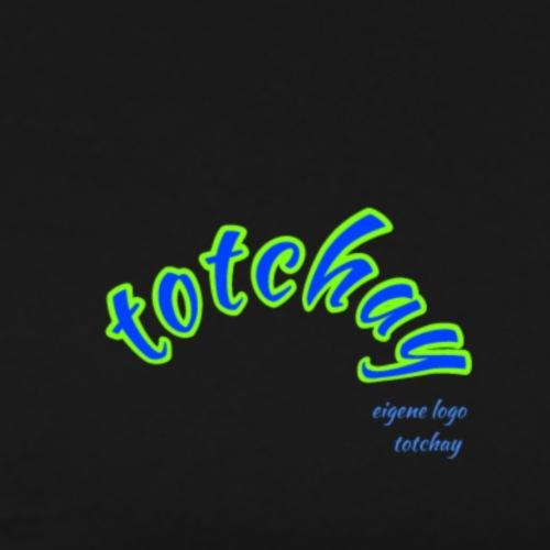 logo totchay - Männer Premium T-Shirt