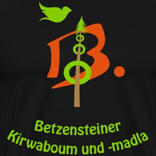 Kirwa Betzenstein - Männer Premium T-Shirt