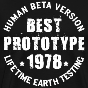 1978 - The year of birth of legendary prototypes - Men's Premium T-Shirt