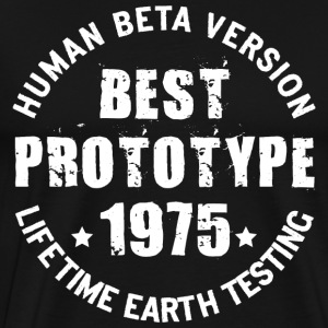 1975 - The year of birth of legendary prototypes - Men's Premium T-Shirt