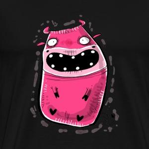 Sackhüpfkuh - Männer Premium T-Shirt