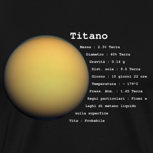 Titano - Men's Premium T-Shirt