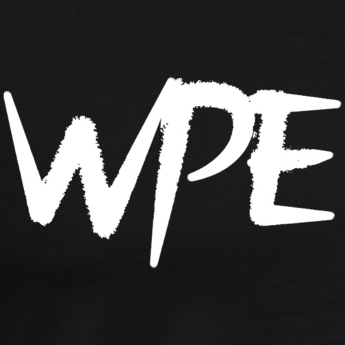 WPE WEISS - Männer Premium T-Shirt