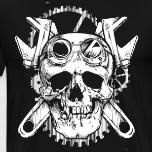 World Of Skulls! - Männer Premium T-Shirt