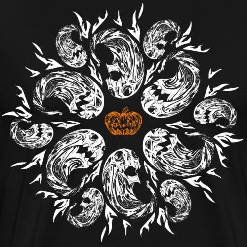 Spooky Paisley - Men's Premium T-Shirt