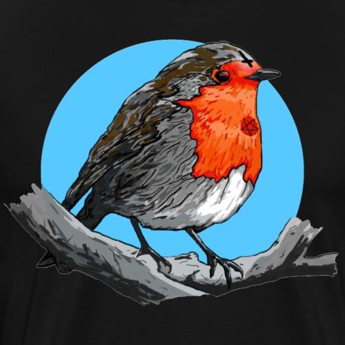 Satanic Robin - Men's Premium T-Shirt