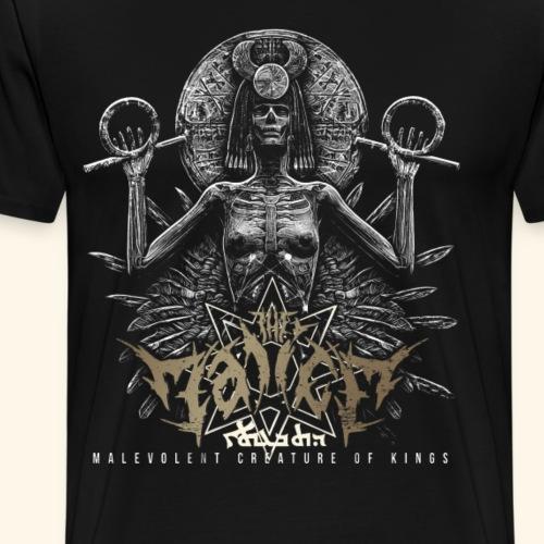 Ishtar - Premium-T-shirt herr