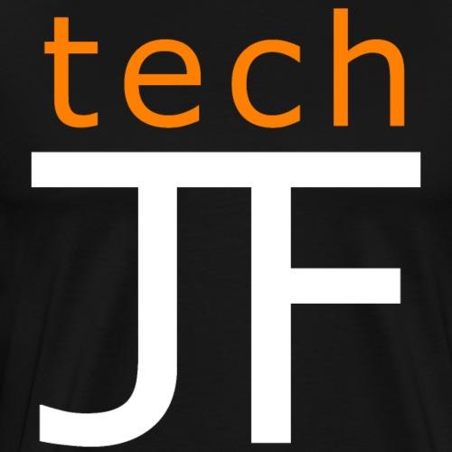 JF tech - Reverse - Maglietta Premium da uomo