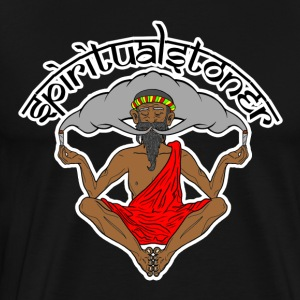 Spiritual Stoner - Men's Premium T-Shirt