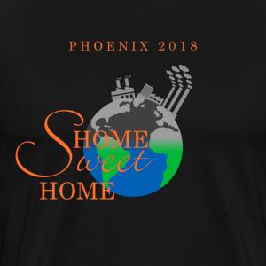 Phoenix 2018: Home Sweet Home | Saison-T-Shirt - Männer Premium T-Shirt