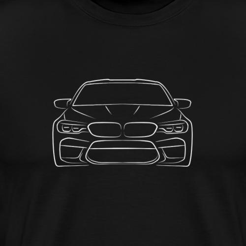 Auto m5 - Männer Premium T-Shirt