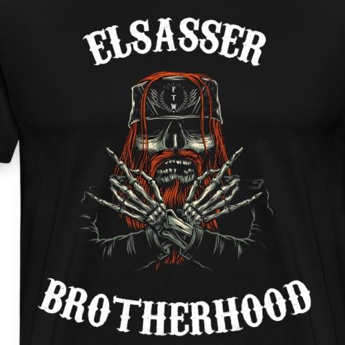 ELSASSER BROTHERHOOD - T-shirt Premium Homme