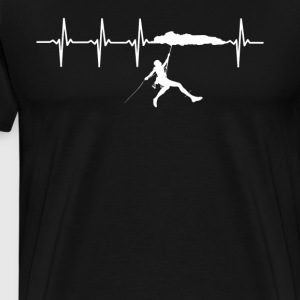 I Love Climbing Gift Idea - Order Here - Men's Premium T-Shirt