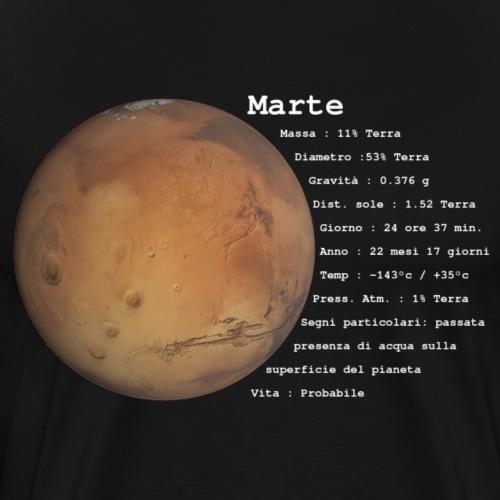 Marte - Men's Premium T-Shirt