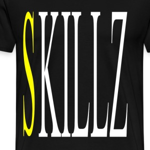 S-KILLZ [S GANG] - Premium T-skjorte for menn