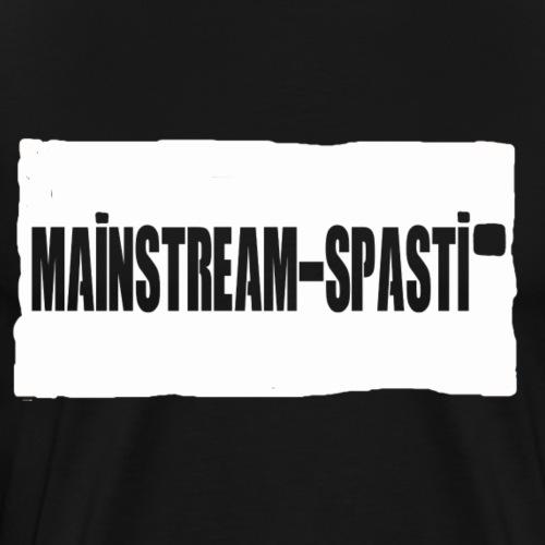 MainstreamSpasti V2 - Männer Premium T-Shirt