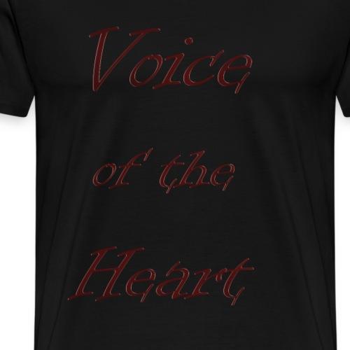 Voice - Männer Premium T-Shirt