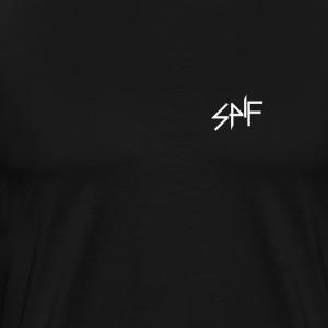 SPIF WEISS KLEIN - Männer Premium T-Shirt
