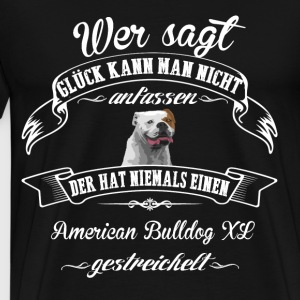 American Bulldog XL luck - Men's Premium T-Shirt