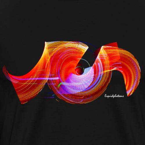 Photon Rotor 1 - Männer Premium T-Shirt